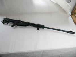 Occasion-Snow Wolf Barret M107 AEG avec lunette 3-9X50E (Noir)