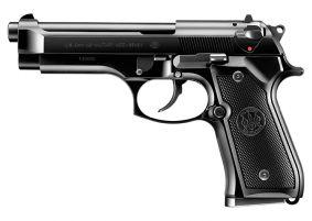 Marui US M9 GBB (Nouvelle Génération / Noir)