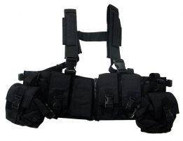 Pantac Chest Rig multi-usages (BK)