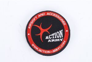 Patch Action Army (Noir)