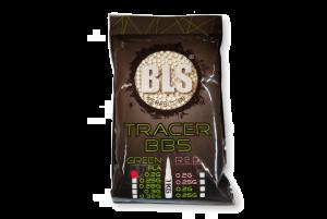 BLS Billes Bio Traçantes vertes 0.20g (Sac de 1 kg)