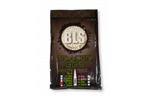 BLS Billes Bio Traçantes vertes 0.30g (Sac de 1 kg)