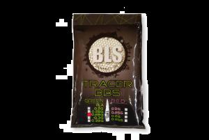BLS Billes Bio Traçantes vertes 0.28g (Sac de 1 kg)