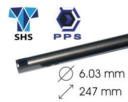 PPS SHS Canon De Précision AEG 6,03mm x 247mm