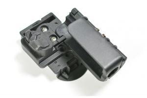 APS QM Holster pour G17 / 22 (Noir)