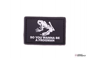 Patch Frogman
