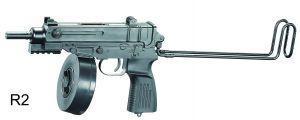 Well Scorpion VZ61 (R2 / Dual / Noir)