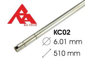 Ra-Tech Canon De Précision KC02 6,01mm x 510mm