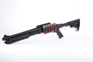 Golden Eagle Fusil à pompe M870 Spring (M8873 / Noir)