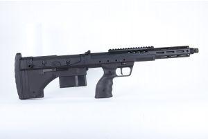 Silverback SRS A2/M2. 16'' Covert Barrel Noir Gaucher