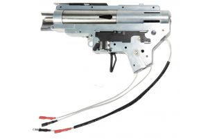 APS Ambi No.2 Silver Edge Gear Box Rear Wires