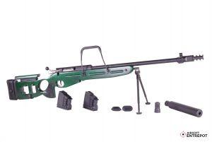 Raptor SV-98 Sniper DX
