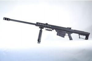 Snow Wolf Barret M107 avec lunette 3-9X50E (Noir)