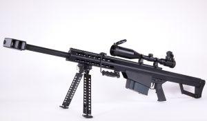 Snow Wolf  Barret M82A CQB avec lunette 3-9X50E