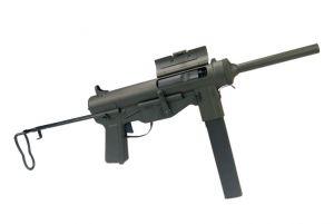 Snow Wolf M3A2 Grease Gun EBB
