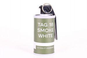 TAGInn Grenades Smoke White T18 (x6)