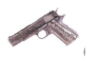 WE  1911 GBB (Floral Pattern)