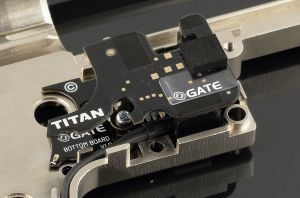 Gate Mosfet Titan V2 Cablage arrière (Advanced)