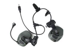 TMC RAC headset (RG)