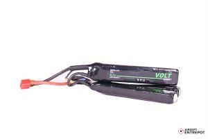Volt Airsoft Batterie LiPo 11.1v 2200mAh 25C Sopmod (Deans Large)