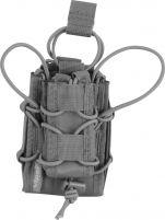 Viper Tactical Poche Chargeur Taco Stacker (Titanium Grey)