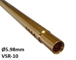EDGI Canon De Précision VSR10 Bull Barrel 5,98mm x 435mm