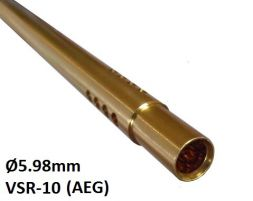 EDGI Canon De Précision AEG Bull Barrel 5,98mm x 435mm