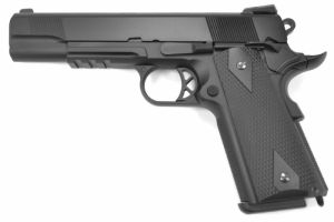 WE 1911 Original MOD B GBB (Noir)