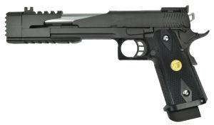 WE Hi-Capa 7 Dragon Black (B)