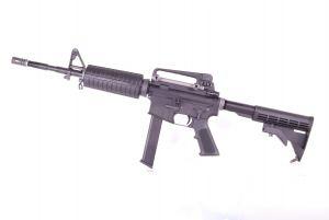 WE M4A1 PCC GBBR (Noir)