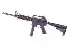 WE M4A1 RIS PCC GBBR (Noir)