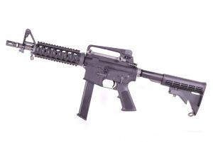 WE M4 CQB PCC GBBR (Noir)