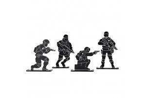 WoSport Cibles Soldat