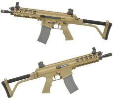 VFC XCR-L Mini Robinson Armament AEG (Tan)