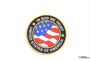 Patch God USA