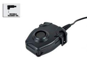Z-Tac PTT Military (Motorola 1 pin)