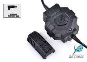 Z-Tac PTT Sans Fil (Motorola 1 Pin)