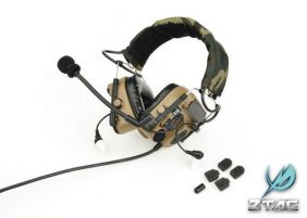 Z-Tac Headset type Comtac IV (DE)