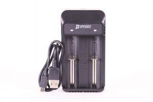 Speras Chargeur 2 emplacements pour batterie