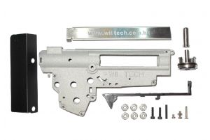 WiiTech Coque De Gearbox Renforcée V3 pour AR366