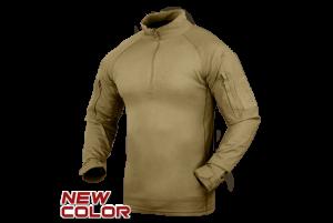 Condor Combat Shirt – TAN