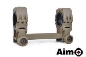 Aim-O Montage pour Lunettes 25/30mm avec Niveau à Bulle (DE)