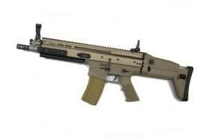 Cybergun SCAR-L GBBR (DE)