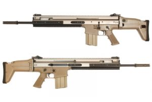 WE MK20 SSR AEG (Tan)