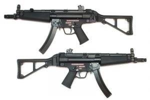 WE SMG5A4 PDW Apache GBBR