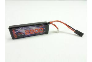 Kypom Batterie LiPo 7,4V 2200mAh 40C (Tamiya Mini)