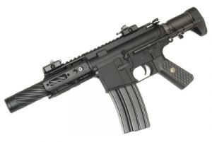 WE M4 R5 Compact GBBR