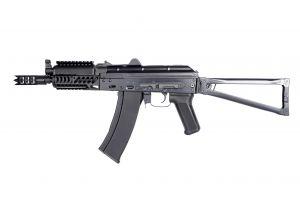 E&L AKS74UN Tactical MOD C Platinum AEG (Gen2 / Noir)