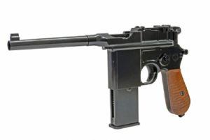 WE M712 GBB (Noir)