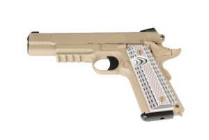 WE M45A1 GBB (Tan)